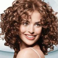 Завивка волос